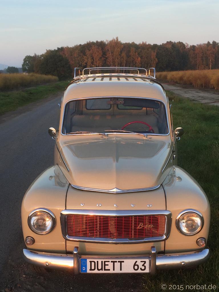 Dachträger Volvo Duett