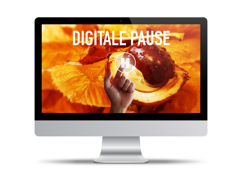Digitale Pause
